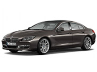 Дворники BMW 6 serie Grand Cuupe [F06]
