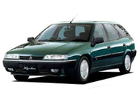 Дворники Citroen Xantia Break Универсал [X2]