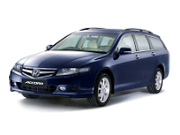 Дворники Honda Accord Универсал Tourer [CM], 7 поколение