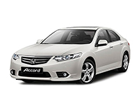 Дворники Honda Accord Седан [CU], 8 поколение
