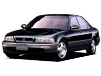 Дворники Honda Legend Седан, 2 поколение