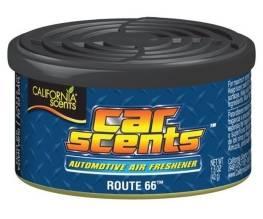 California Scents - баночный ароматизатор Route 66 [запах приключений]
