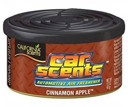 California Scents - баночный ароматизатор Cinnamon Apple [яблоко]