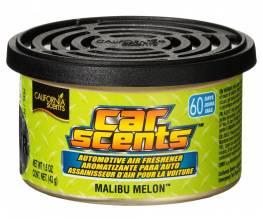 California Scents - баночный ароматизатор Malibu Melon [дыня]