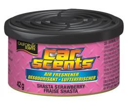 California Scents - баночный ароматизатор Shasta Strawberry [клубника]