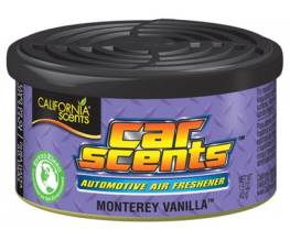 California Scents - баночный ароматизатор Monterey Vanilla [ваниль]