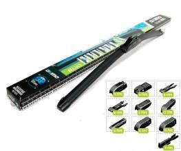 Бескаркасный дворник Oximo Multi-Type Ultra Silent 550 мм: купить за 250 грн