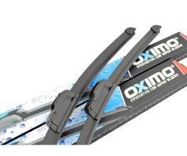 Бескаркасный дворник Oximo Frameless Ultra Silent 530 мм: купить за 210 грн