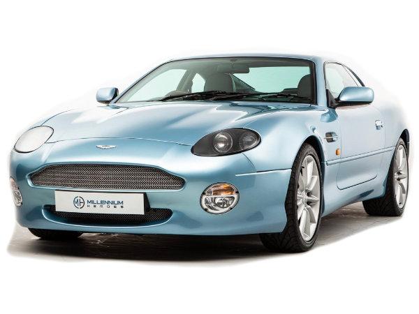 Дворники Aston Martin DB7