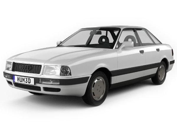 Дворники Audi 80