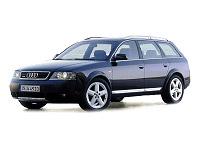 Стеклоочистители Audi A6 Allroad