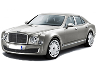 Дворники Bentley Mulsanne