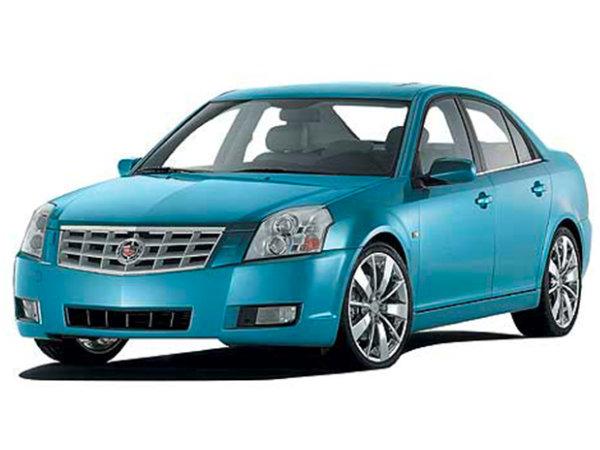 Дворники Cadillac BLS
