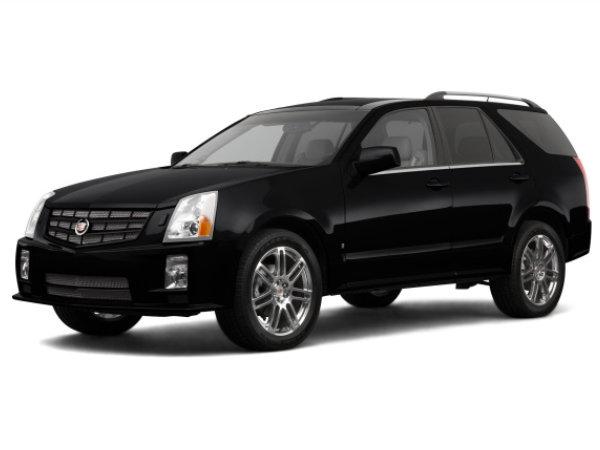 Дворники Cadillac SRX