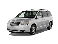 Дворники Chrysler Town Country Минивэн