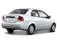 Дворники Chevrolet Aveo
