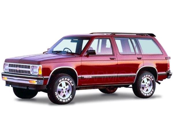 Дворники Chevrolet Blazer