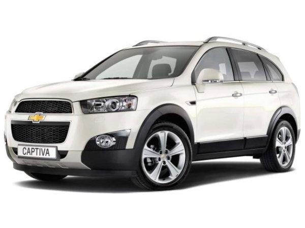 Дворники Chevrolet Captiva