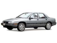 Дворники Chevrolet Corsica