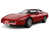 Дворники Chevrolet Corvette
