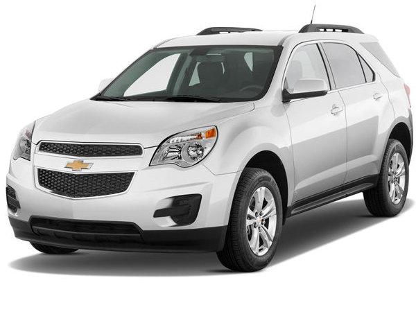 Дворники Chevrolet Equinox
