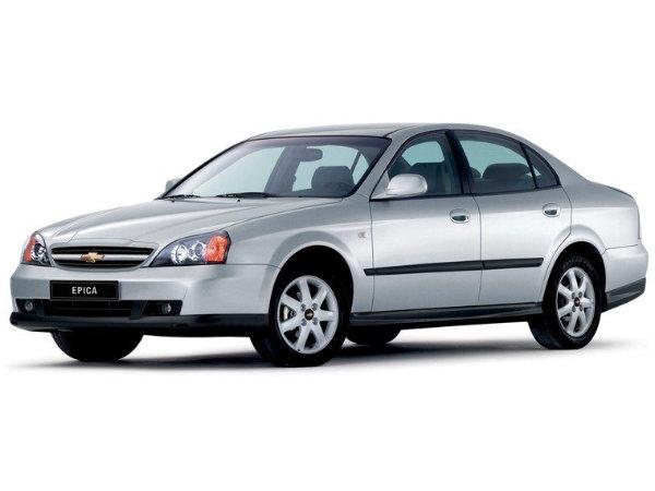 Дворники Chevrolet Evanda