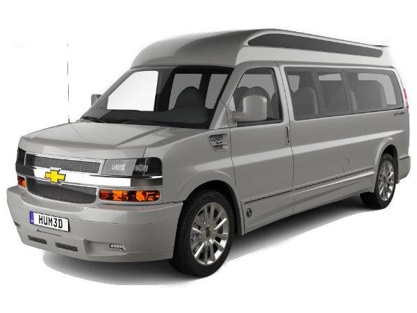 Дворники Chevrolet Express/Savana