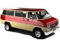 Дворники Chevrolet G20/G30