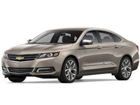 Дворники Chevrolet Impala