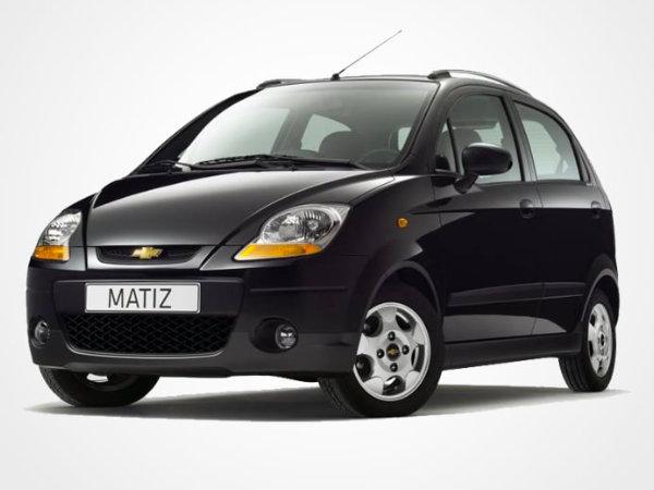 Дворники Chevrolet Matiz