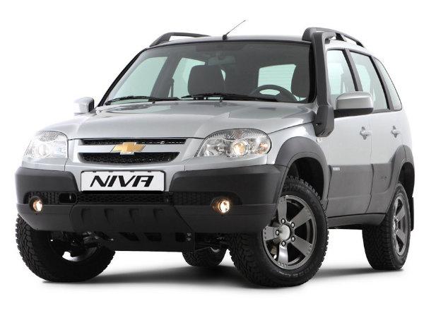 Дворники Chevrolet Niva