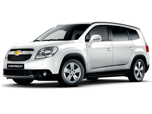 Дворники Chevrolet Orlando