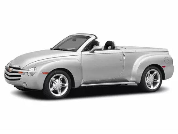 Дворники Chevrolet SSR