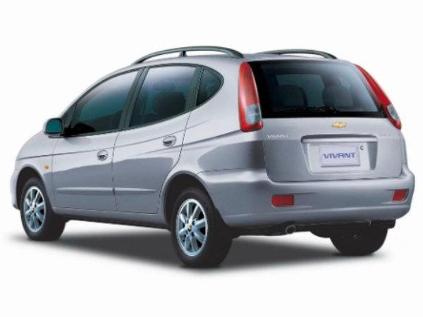 Дворники Chevrolet Tacuma