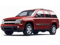 Дворники Chevrolet Traiblazer