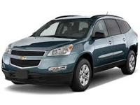 Дворники Chevrolet Traverse