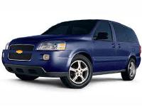 Дворники Chevrolet Uplander