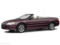 Дворники Chrysler Sebring Кабриолет [JR]