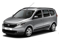 Дворники Dacia Lodgy