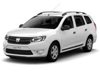 Дворники Dacia Logan MCV