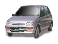 Дворники Daihatsu Coure