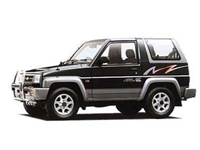Дворники Daihatsu Rocky
