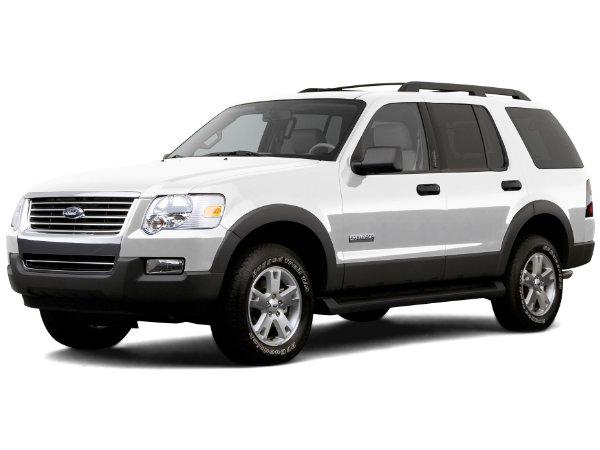 Дворники Ford Explorer