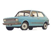 Дворники Fiat 127