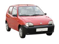 Дворники Fiat Seicento