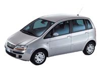 Дворники Fiat Idea