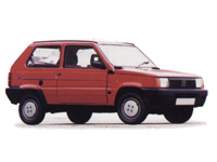 Дворники Fiat Panda