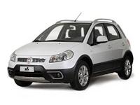 Дворники Fiat Sedici