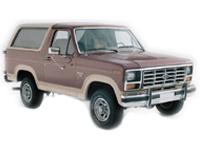 Дворники Ford Bronco