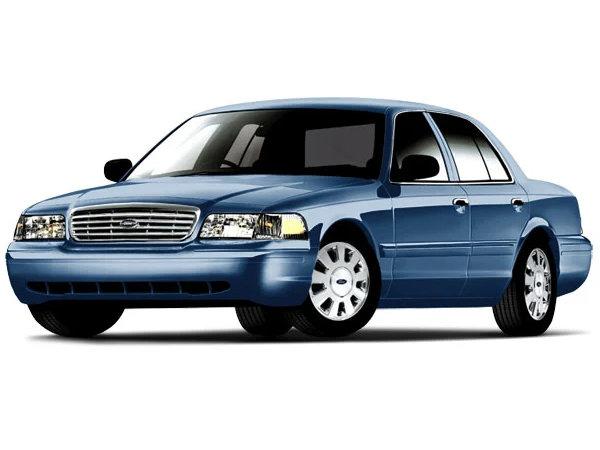 Дворники Ford Crown Victoria